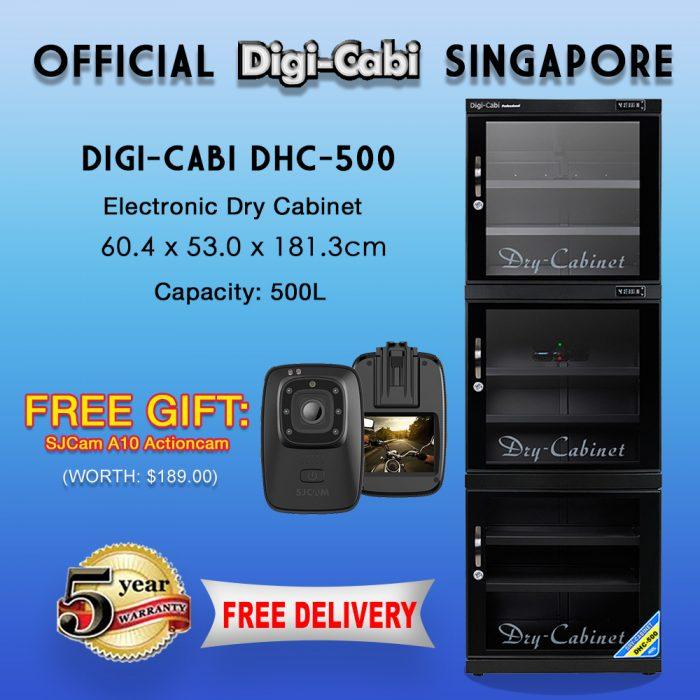 dhc500online