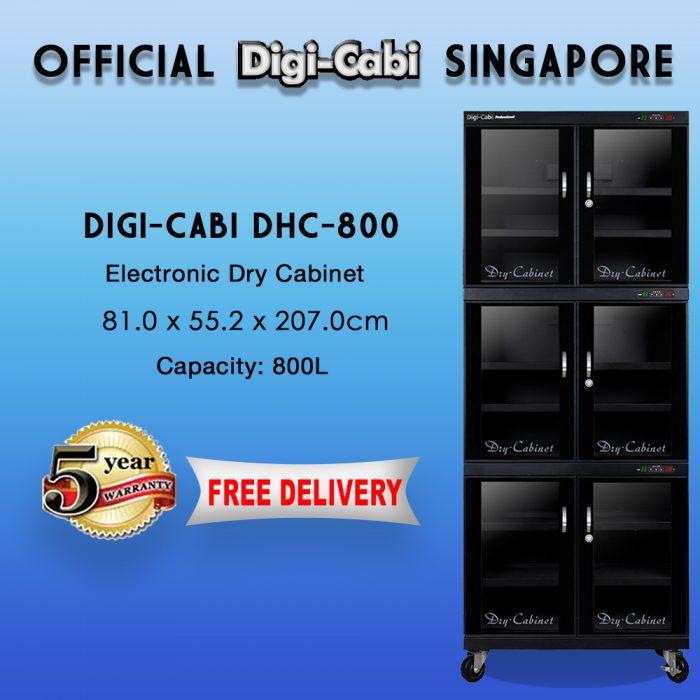 dhc800online