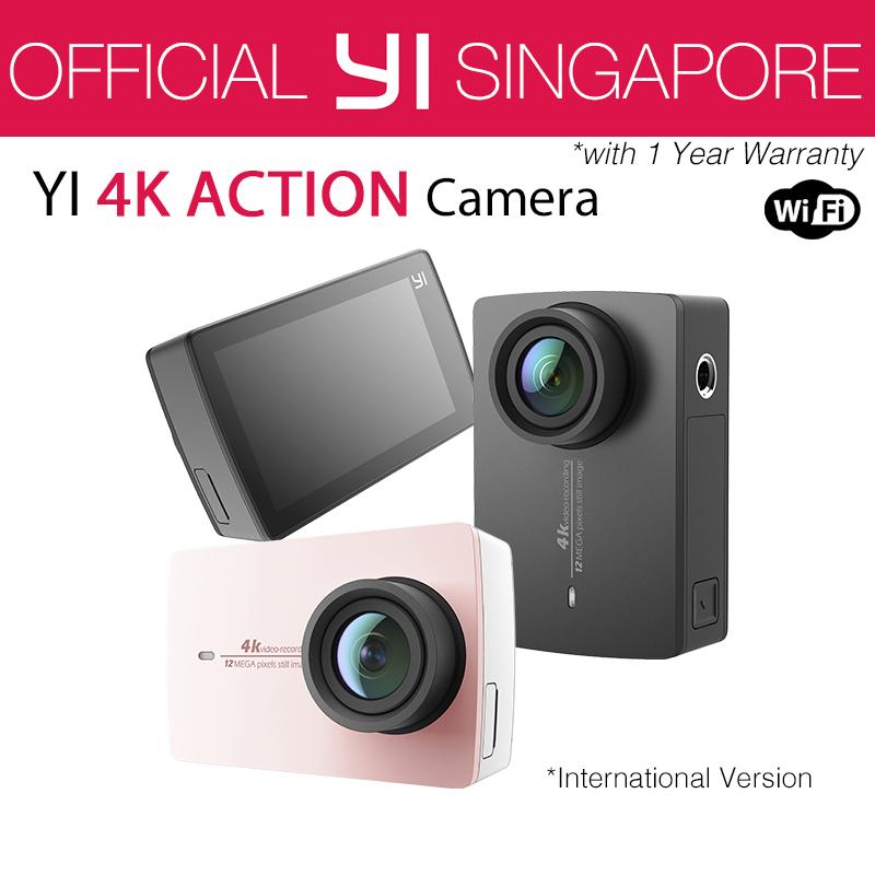 yi 4k action camera manual