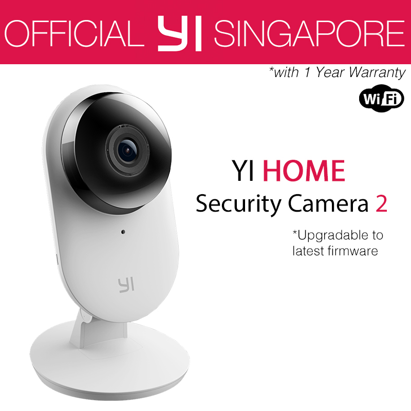 yi smart home camera 2 singapore edition singapore. Black Bedroom Furniture Sets. Home Design Ideas