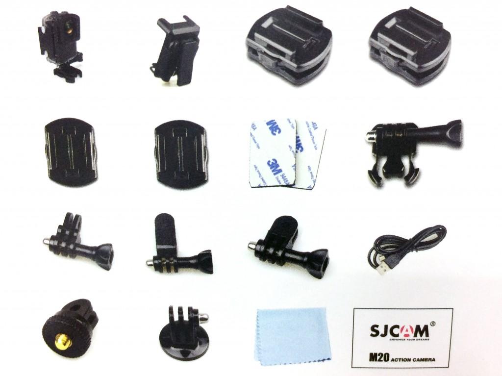 M20 accessories
