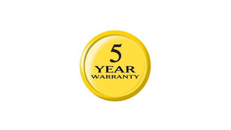 prostaff_1000i_5-year_warranty