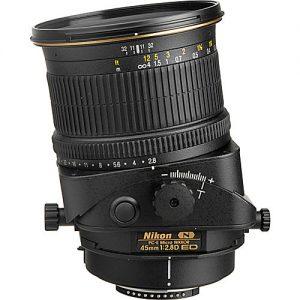 PCE45mm f:2.8D2