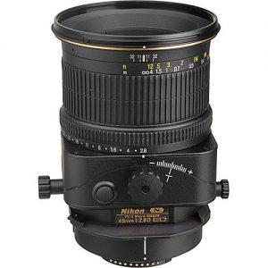 PCE45mm f:2.8D3