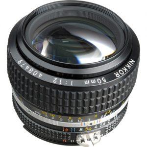 50mm-f1-2-nikkor-lens-a