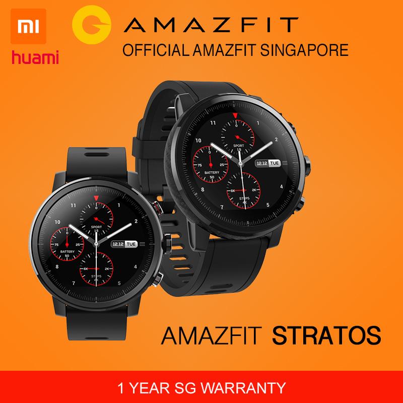 Amazfit Stratos Smart Sports Watch Camerasg