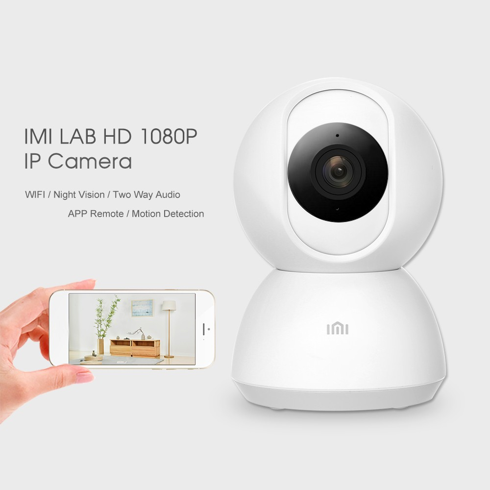 IMI DOME 1080P SECURITY CAMERA 360 | Official Yi Malaysia - NGSH